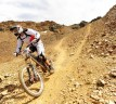 practicar mountain bike