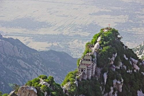 Hua-Shan, la montaña sagrada