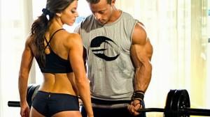 ejercicios musculacion hombres y mujeres