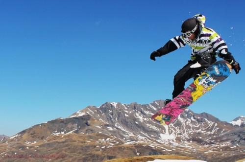 deportes nieve Formigal