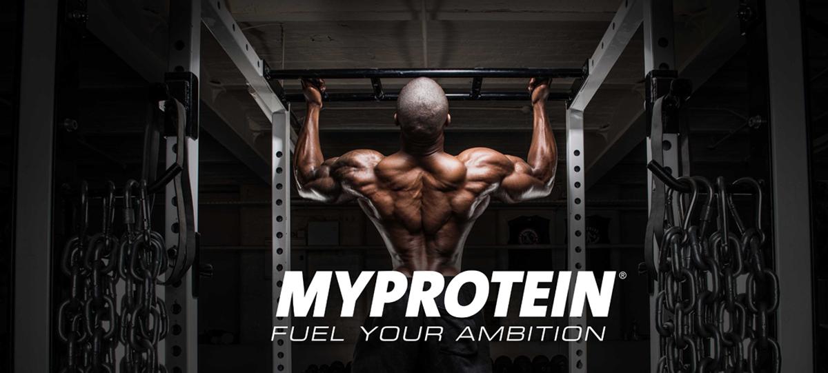 Review Myprotein