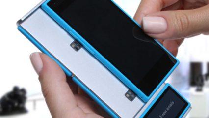 Smartphone de módulos