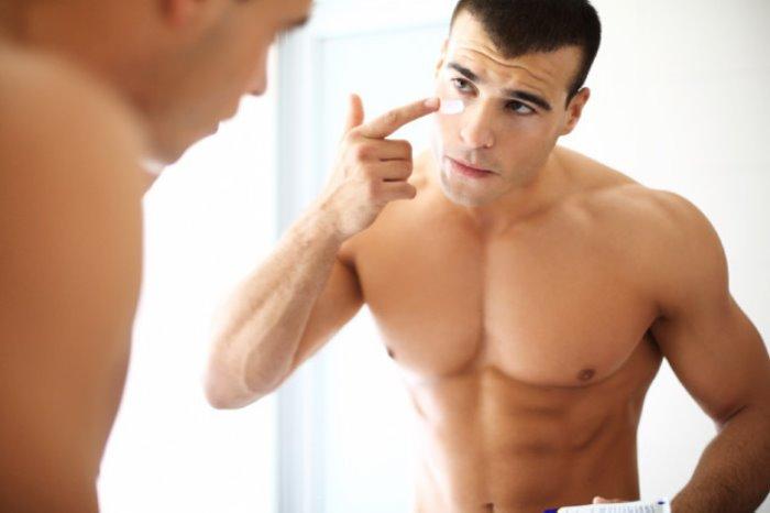 Belleza masculina Cuidados de la piel según la edad