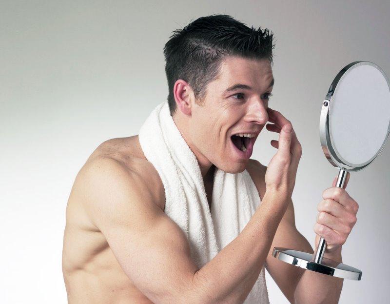nutricosmética masculina