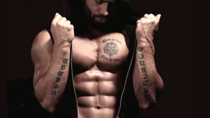 Musculación intensa