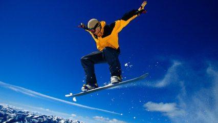 Practicar snowboard sin saber esquiar
