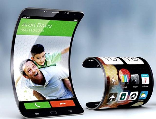 Smartphone plegable