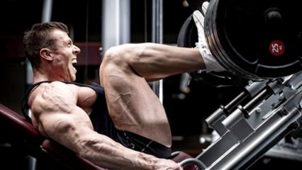 Musculación piernas