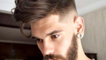 Peinado masculino