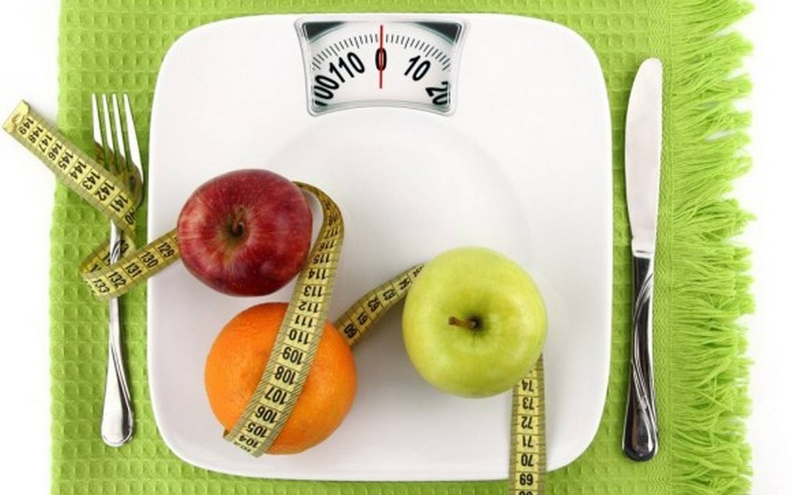 Dieta sana y variada para adelgazar