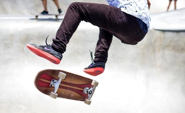 Tabla skate