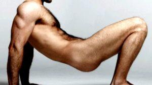 Desnudez masculina