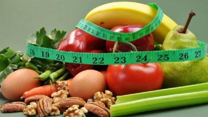 Dietas efectivas para adelgazar