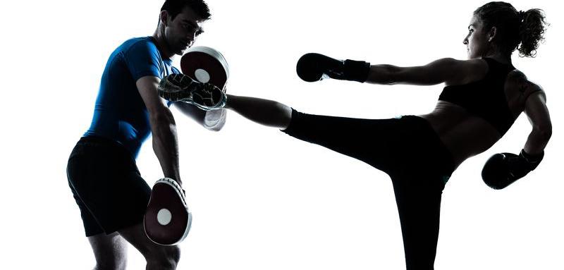 Kick Boxing Fitness, entrenamiento con técnicas de kick boxing