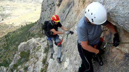 Técnicas de descenso: rapel