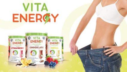 Cómo conseguí una figura esbelta con Vita Energy