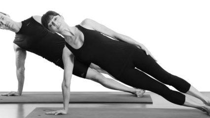 Yoga y Pilates, fuente de energía