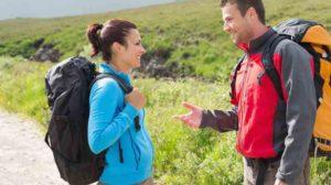 Equipamiento básico para media montaña en temporada no invernal