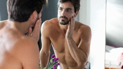 Cosméticos básicos de belleza para hombres
