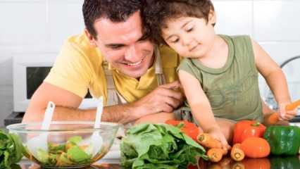 10 formas diferentes de comer verduras