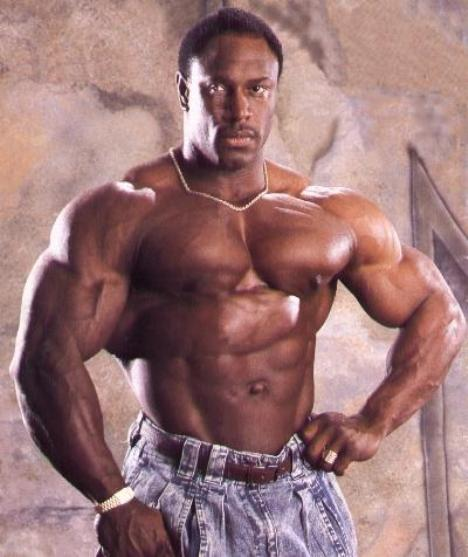 Campeones Culturistas, Lee Haney